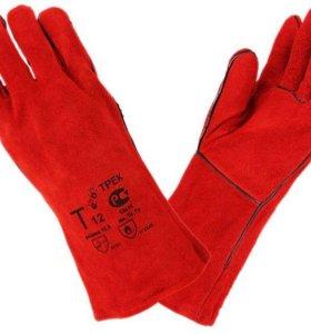 """Перчатки для сварки """"Краги"""""""