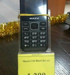Maxvi C20 Black
