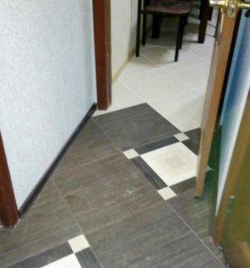 Плитка стяжка качественно быстро недорого надьожно