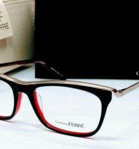 Очки женские оправа Ferre 05004, Dior, Prada
