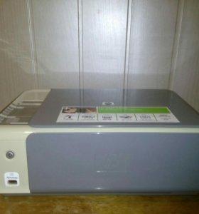 Принтер, сканер, копир цветной