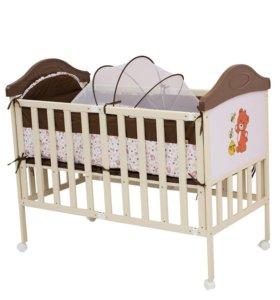 Новая Кроватка Babyhit