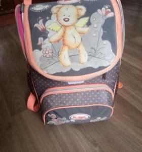 Рюкзак детский для школы бу(торг)