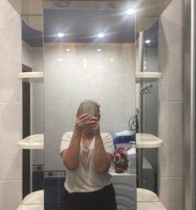 Шкаф для ванной с зеркалом