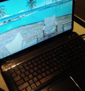 Ноутбук HP - 4 ядра