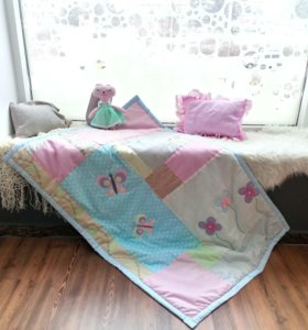 Одеялко пэчворк