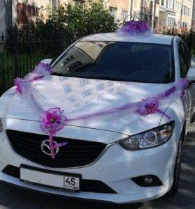 Авто варенду Mazda 6