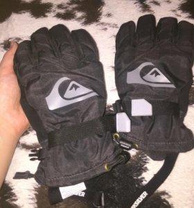 Перчатки сноубордические! Новые!