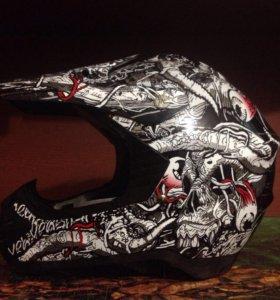Кроссовый шлем Vega NBX-1