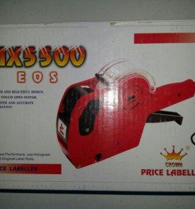 Этикет-пистолет для ценников МХ-5500 ЕОS