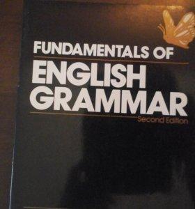 на английском