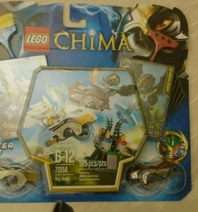 Лего Legends of Chima