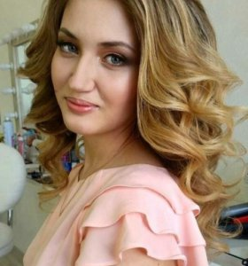 Шикарная прическа+макияж на корпоратив/свадьбу