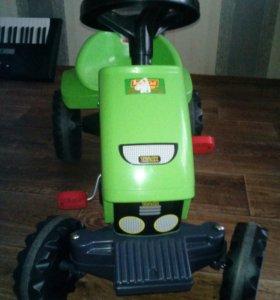 Машина-трактор