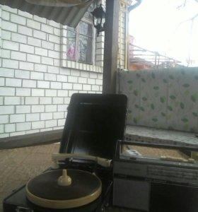 Патифон и радио