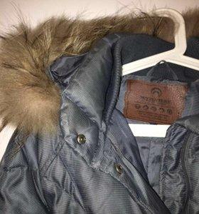 Пуховичок-куртка