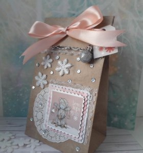 Пакетик для подарка