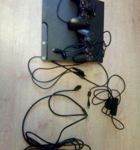 Sony PlayStation 3 Slim. 250 gb