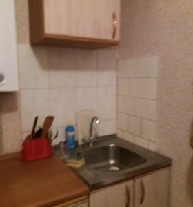 Квартира, 1 комната, 33 м²