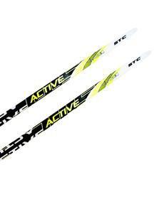 Лыжи пластиковые STC Wax 175 см.
