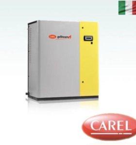 Паровой газовый увлажнитель воздуха Carel gaSteam