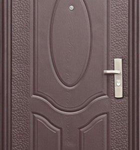 Е40 Дверь (времянка) входная