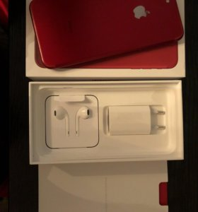 iPhone 7 Plus 256gb Red Special Edition