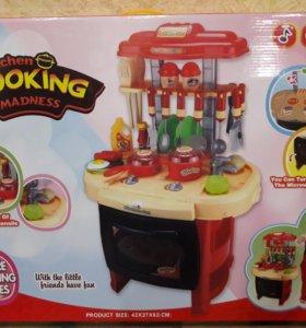 Кухня детская игровая Новая