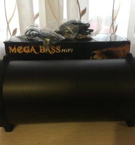 Колонка Mega Bass