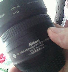 Объектив AF-S nikkor 35 mm 1:1,8G