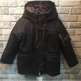 Куртка трансформер на мальчика