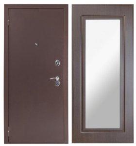 Дверь Sidoorov 80 3к Зеркало макси Рассрочка!