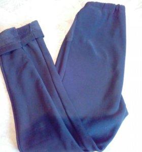 Тёплые штаны-лосины для беременных