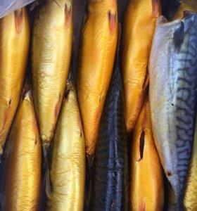 Рыба!  Дзержинская копчения !