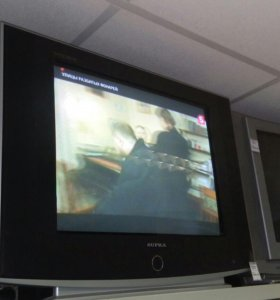 Телевизор 50 см.