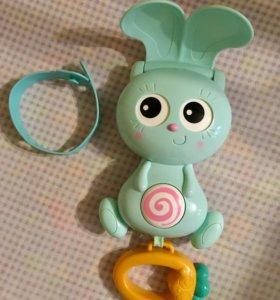 Музыкальная игрушка на детскую кроватку.