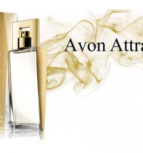 Attraction духи для неё от Avon