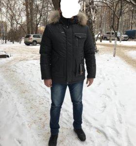 Зимняя куртка Auto Jack 573