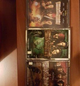 DVD диски лицензия