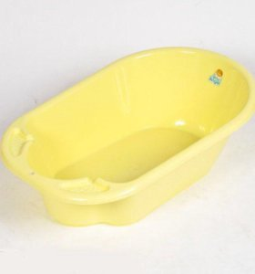Принадлежности для купания: ванночка, горка, круг