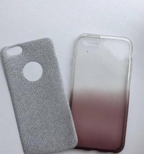 Чехол для iPhone 6s 2в1