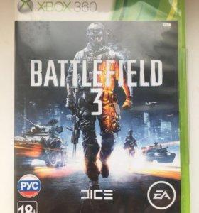 Диск Battlefield 3