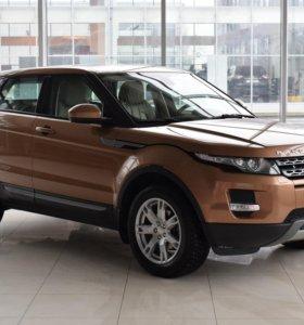 Land Rover Range Rover Evoque, 2015