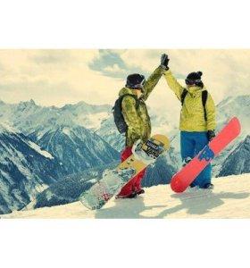 Инструктора по горным лыжам и сноуборду