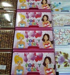 Комоды детские для мальчиков и девочек