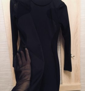 Новое вечернее платье