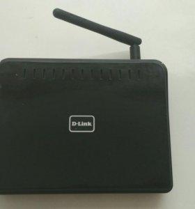 Wi-fi роутер D-Link DIR300/NRU