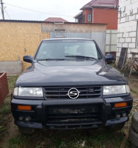 Джип SsangYong Musso 2.9td 1997г