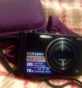 Фотоаппарат новый sumsung торг
