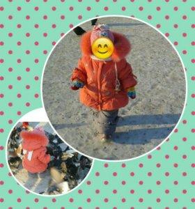 Комплект зимний kiko